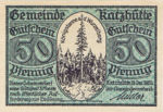 Germany, 50 Pfennig, K13.1d