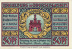 Germany, 50 Pfennig, 744.2