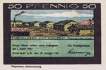 Germany, 50 Pfennig, 966.1