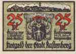 Germany, 25 Pfennig, 1097.1a