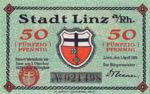 Germany, 50 Pfennig, L50.15a