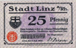 Germany, 25 Pfennig, L50.14b