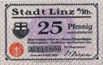 Germany, 25 Pfennig, L50.14b