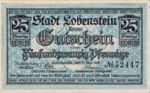 Germany, 25 Pfennig, L55.3b