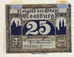 Germany, 25 Pfennig, 899.1a