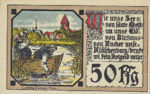 Germany, 50 Pfennig, 1061.1