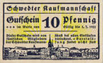 Germany, 10 Pfennig,