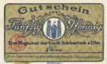 Germany, 50 Pfennig, S42.7a