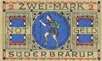 Germany, 2 Mark, 1294.1a