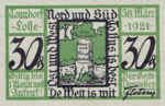 Germany, 30 Pfennig, 1330.1a