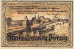Germany, 25 Pfennig, 1456.1