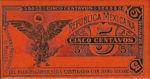 Mexico, 5 Centavo, S-0697 v1