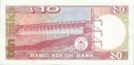 Bangladesh, 10 Taka, P-0026b-1,BB B20a