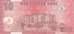 Bangladesh, 10 Taka, P-0039a,BB B33a