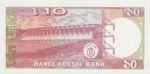 Bangladesh, 10 Taka, P-0032,BB B26a