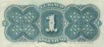 Argentina, 1 Peso, S-1525