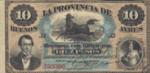 Argentina, 10 Peso, S-0485a