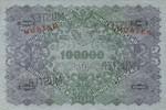 Austria, 100,000 Krone, P-0081s