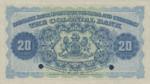 Barbados, 20 Dollar, S-0102s