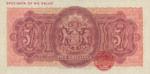 Bermuda, 5 Shilling, P-0008ct,BG B8t