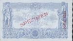 Algeria, 1,000 Franc, P-0076s