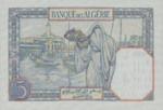 Algeria, 5 Franc, P-0077b