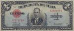 Cuba, 1 Peso, P-0069d,RDC B9