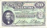 Argentina, 20 Centavo, P-0229