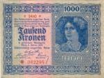 Austria, 1,000 Krone, P-0078