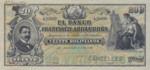 Bolivia, 20 Boliviano, S-0144s1