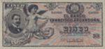 Bolivia, 5 Boliviano, S-0142s