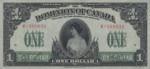 Canada, 1 Dollar, P-0032b