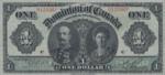 Canada, 1 Dollar, P-0027a