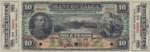 Chile, 10 Peso, S-0440s