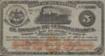 Colombia, 5 Peso, S-0177