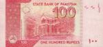 Pakistan, 100 Rupee, P-0048a,SBP B35a