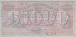 Cuba, 1,000 Peso, P-0060
