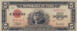 Cuba, 5 Peso, P-0070d