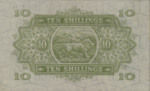 East Africa, 10 Shilling, P-0029b