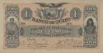 Ecuador, 1 Peso, S-0236s
