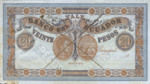 Ecuador, 20 Peso, S-0141D v2