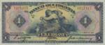 El Salvador, 1 Colon, S-0192