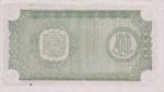 Indonesia, 40 Rupiah, P-0033