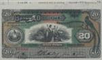 Guatemala, 20 Peso, S-0179s