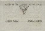 Italian States, 7 Paoli, S-0537