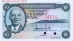 Malawi, 10 Shilling, P-0002Act