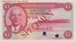 Malawi, 1 Kwacha, P-0006ct,RBM B6t