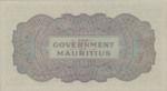 Mauritius, 1 Rupee, P-0026