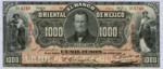 Mexico, 1,000 Peso, S-0387b