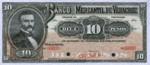 Mexico, 10 Peso, S-0439s